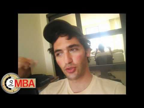 30 Second MBA - Jason Silva, Producer and Host, Current TV - What is the role of imagination in lead