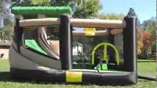 Fort All Sport Bounce House by Island Hopper