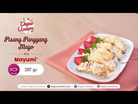 Dapur Umami - Pisang Panggang Mayo Ala Mayumi®