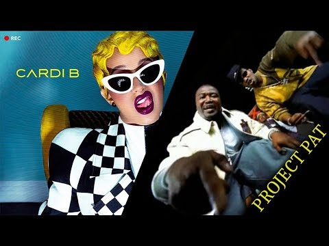 CARDI B / PROJECT PAT - BICKENHEAD / CHICKENHEAD (MIXED & SCRATCHED BY SERGELACONIC)