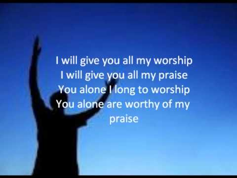 Sonicflood - You Are Worthy Of My Praise