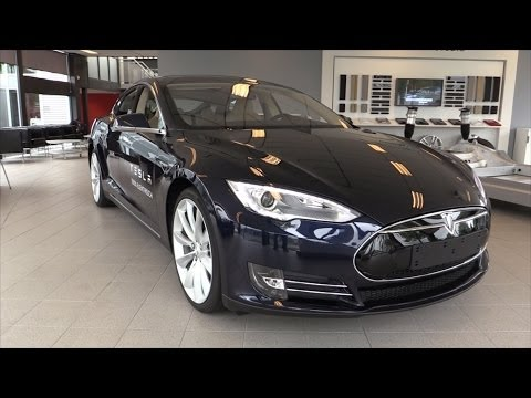 Tesla Model S 2015 In depth review Interior Exterior