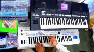 Narnia Soundtrack-Part2-Yamaha Tyros4 and Psr-A2000