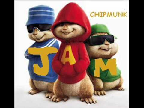 Apple Bottom Jeans - T-pain (chipmunk) video