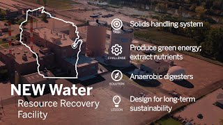 NEW Water Resource Recovery and Electrical Energy Project