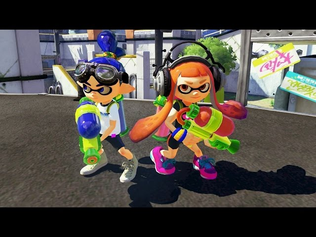 Why Mobility Matters In Splatoon - PAX East 2015