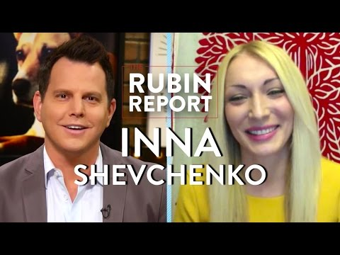 Inna Shevchenko and Dave Rubin: Feminism, Sextremism, Terrorism (Full Interview)
