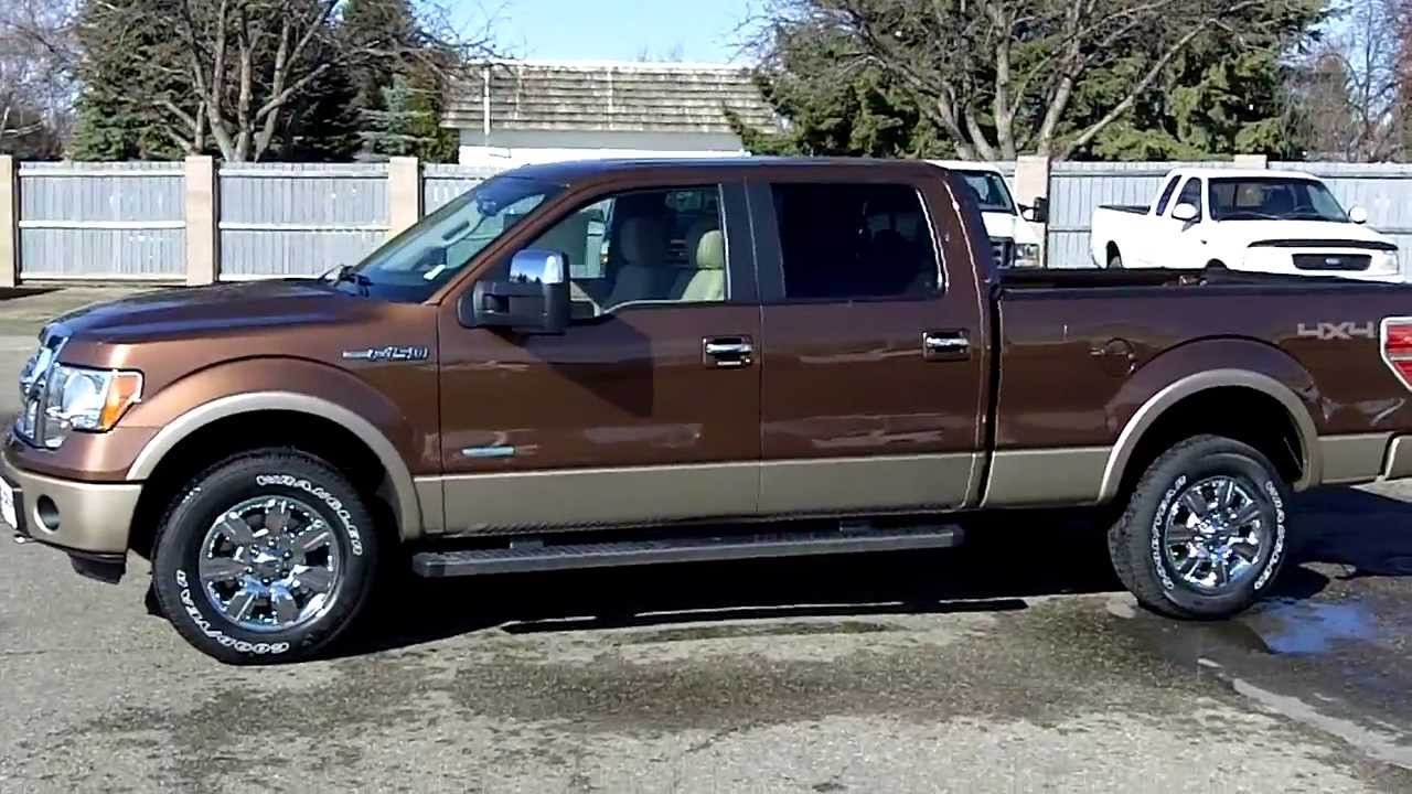 2012 F150 Lariat Ecoboost For Sale At Dunlop Ford Youtube