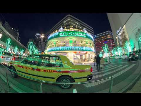 TOKYO City of Lights 4K
