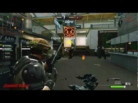 Noob No M.a.r.s. Modo Pve - Playthough