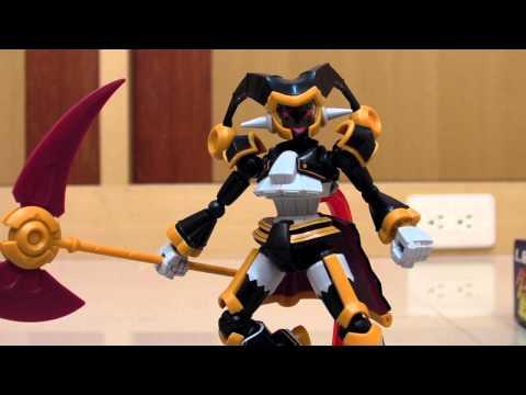 Level 5 / Bandai : Danball Senki - LBX-09 Joker ダンボール戦機 Review