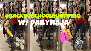 Back to school shopping 2018| #Dailynaja