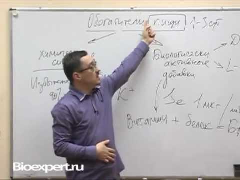 константин заболотный диетолог лекции видео