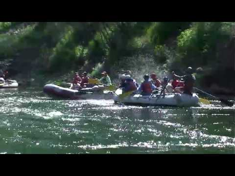White Water Rafting 2010 Middle Fork Salmon River Idaho