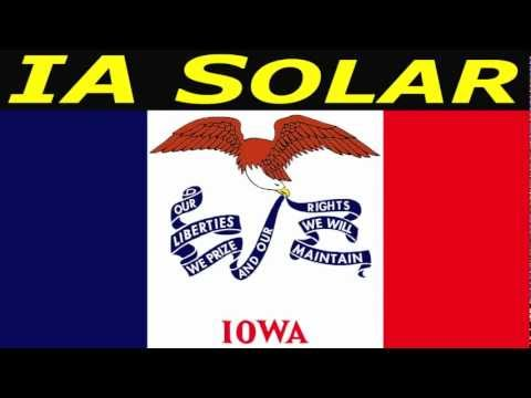 Iowa Solar Panels in Iowa - Solar