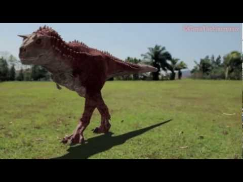 3D Animation - Carnotaur