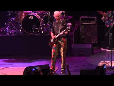 Ray Manzarek and Robby Krieger of The Doors - Light My Fire- The Paramount Huntington-Sept. 28, 2012