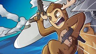 MOOSE IS CRAZY!! | GTA 5 | GTA V Online Funny Moments
