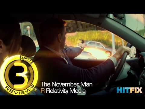 Six Second Reviews - The November Man