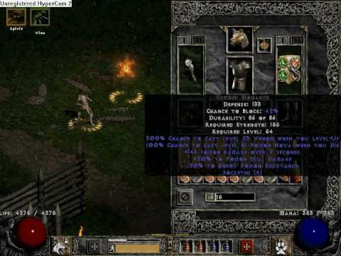 Druid Fury Build Diablo