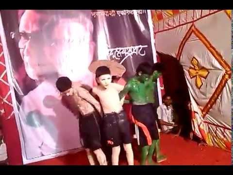 Vande Matram Child Dance video