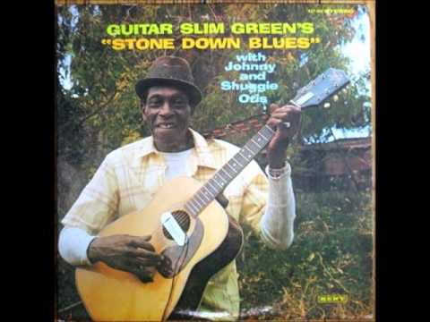 Guitar Slim Green - Shake 'em Up (Kent, 1970)