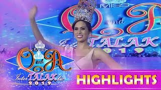 It's Showtime Miss Qand A: Mhielle Dizon is still the reigning Miss Q and A InterTALAKtic 2019 queen
