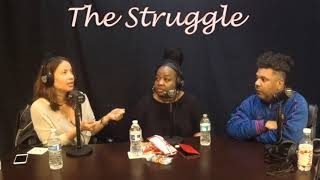 The Struggle Episode with Candice Thompson Ep 7 Orlando Leyba: Sharing is Caring