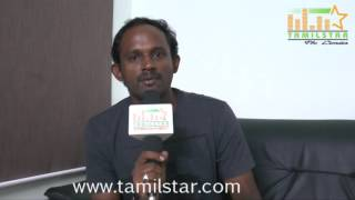 Manikandan At Kutrame Thandanai Movie Team Interview