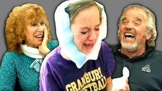 Elders React to Murdered My Wisdom Teeth