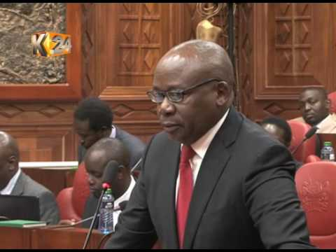 AG warns of a vacuum if IEBC commissioners are removed from office