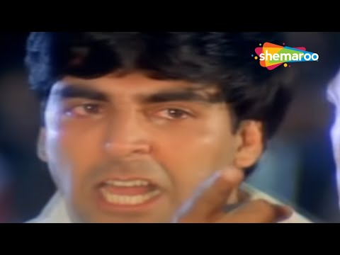 Zulmi - 1999 - Akshay Kumar - Twinkle Khanna - Amrish Puri - Full Movie In 15 Mins