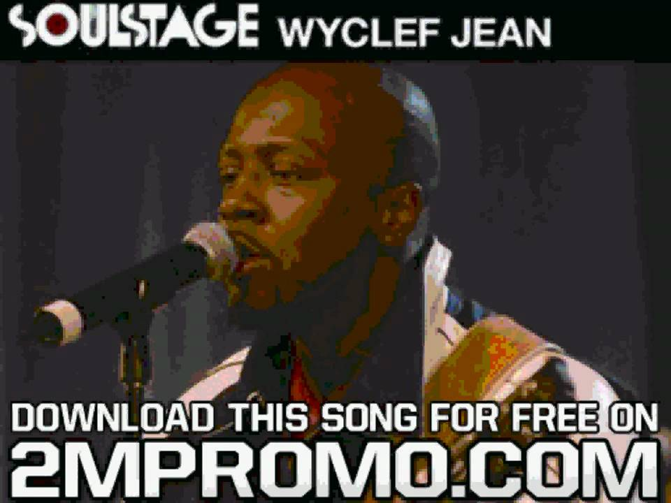 Wyclef Jean Soulstage Sweetest Girl Dollar Bill Ft Niia Live from ...