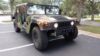 M998 1995 HMMWV Street legal - Clean Florida title - For Sale Make an offer