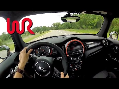 2014 Mini Cooper S Hardtop - WR TV POV Test Drive