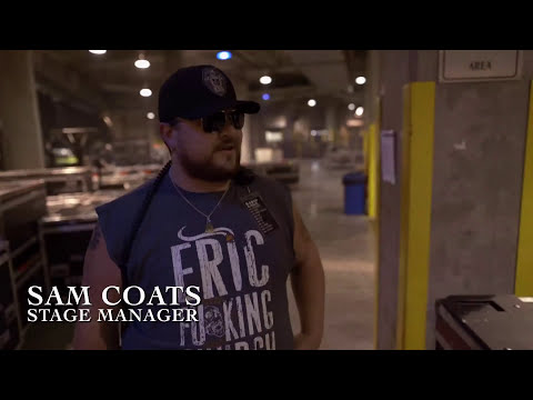 Eric Church and crew talk about The Outsiders World Tour