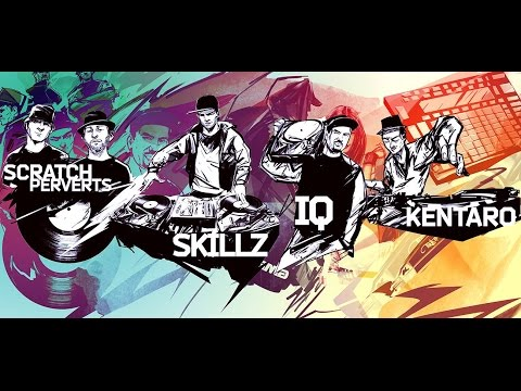 IDA 2016 Promo - Dj Skillz, Scratch Perverts, Dj Kentaro, Dj IQ (prod. TMK Beatz)