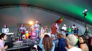 Sierra Leone's Refugee All Stars Video - AfriVT- Sierra Leone's Refugee All Stars- Vermont Music Fest, Waitsfield, VT