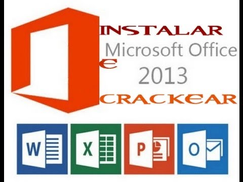 como instalar e crackear o office 2013 final(funcionando)