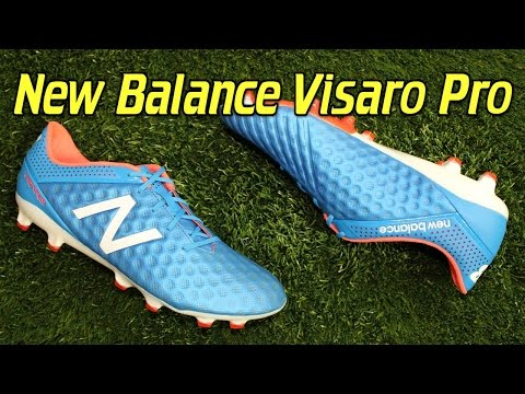 New Balance Visaro Pro Bolt/Flame - Review + On Feet