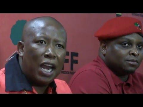 Top 5 things Malema said after Nkandla judgment