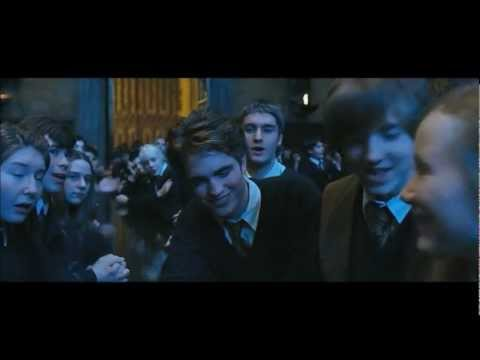 Harry Potter Trailers 1-8 (high Quality) video
