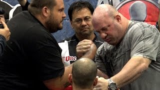 2016 California State Armwrestling Championship Finals - Scot Mendelson