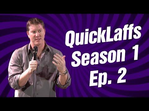 QuickLaffs: S01 E02 (Full Episode HD)