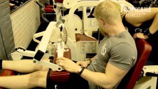 Legs Workout with Alpha Couple Zac Aynsley & Abbie Macey