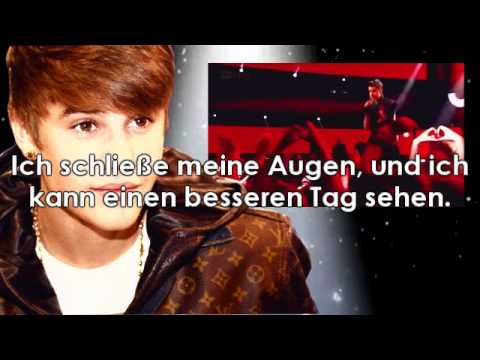 Justin Bieber - Pray [Übersetzung] video