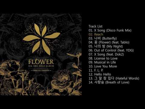 Download XIA 시아 | Flower 꽃 Special Edition Full Album Mp4 baru