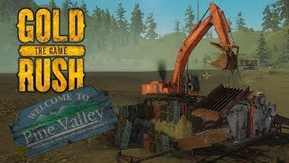 Big Move Big Upgrade! - Gold Rush Gameplay - Gold Rush The Game