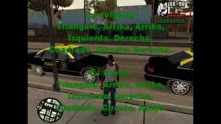 Trucos de gta San Andres para ps2 - (music new generation)