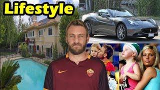 Daniele De Rossi Lifestyle, Income, Career, House, Cars & Net Worth